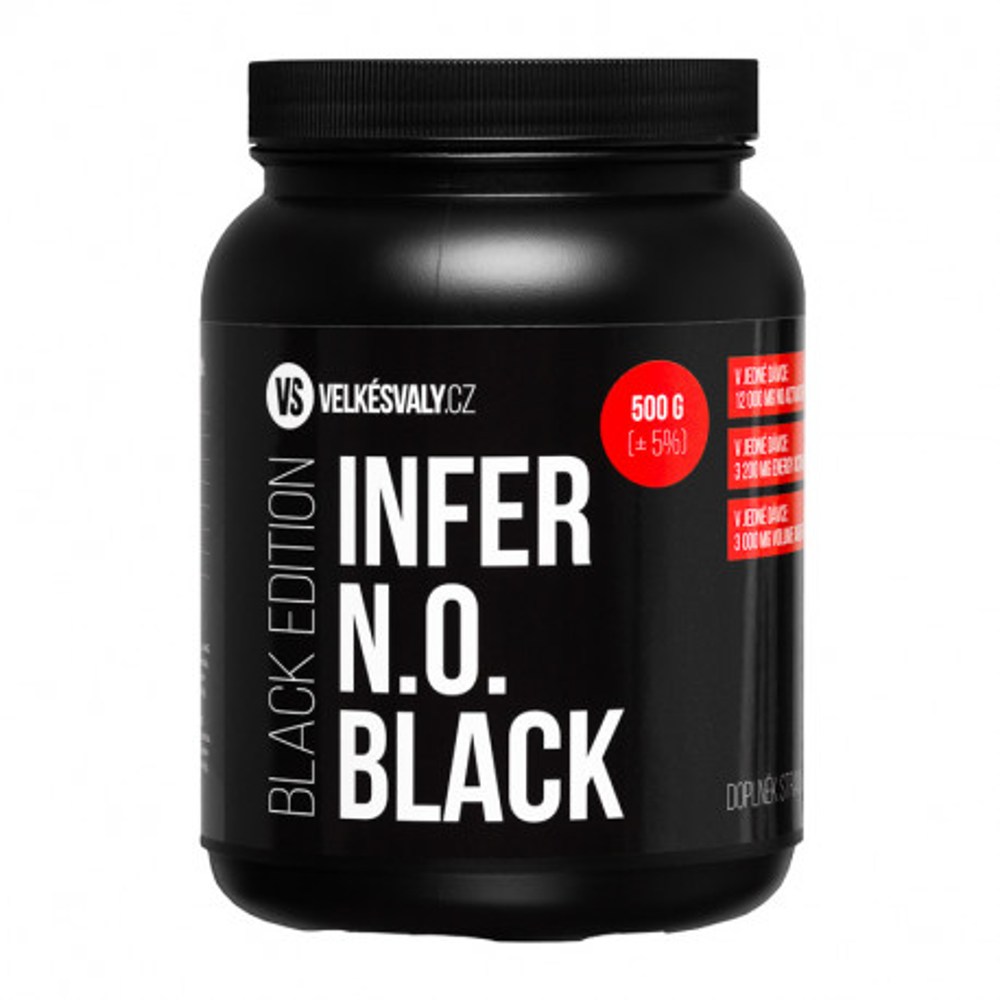 VelkéSvaly.cz – Infer/NO BLACK 500g