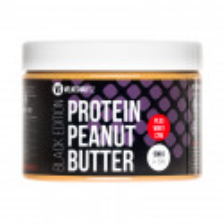 BLACK EDITION - Protein Peanut Butter ochucené