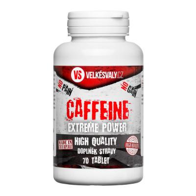Velkésvaly.cz - Caffeine 200 mg