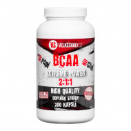 BCAA Extreme Power 200 cps