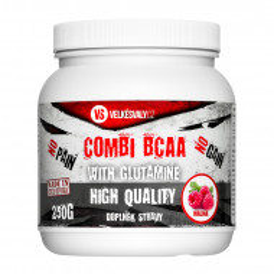 VelkéSvaly.cz – Combi BCAA with Glutamine 250g