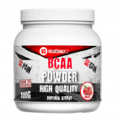 VelkéSvaly.cz – BCAA Powder 500g