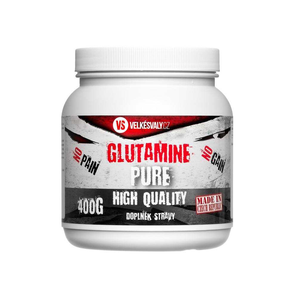 VelkéSvaly.cz – Glutamine PURE 400g