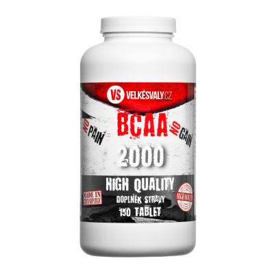 Dočasně vyprodané BCAA 2000 mg