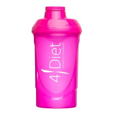 4Diet - Šejkr růžový