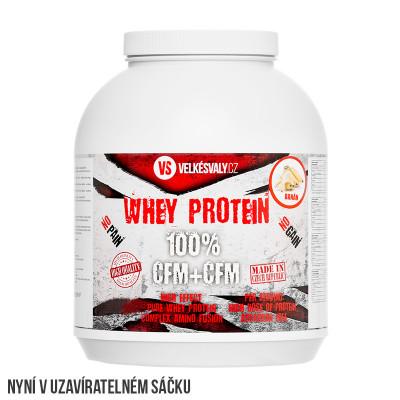 VelkéSvaly.cz - 100% Whey protein 900g