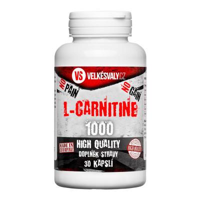 Spalovač tuku L-Carnitine 1000