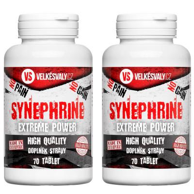 1+1 SLEVA - Synephrine 70 tbl.