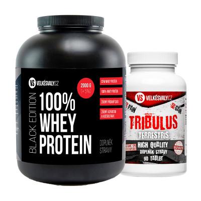 100% Whey protein - CFM 2000g + DÁREK