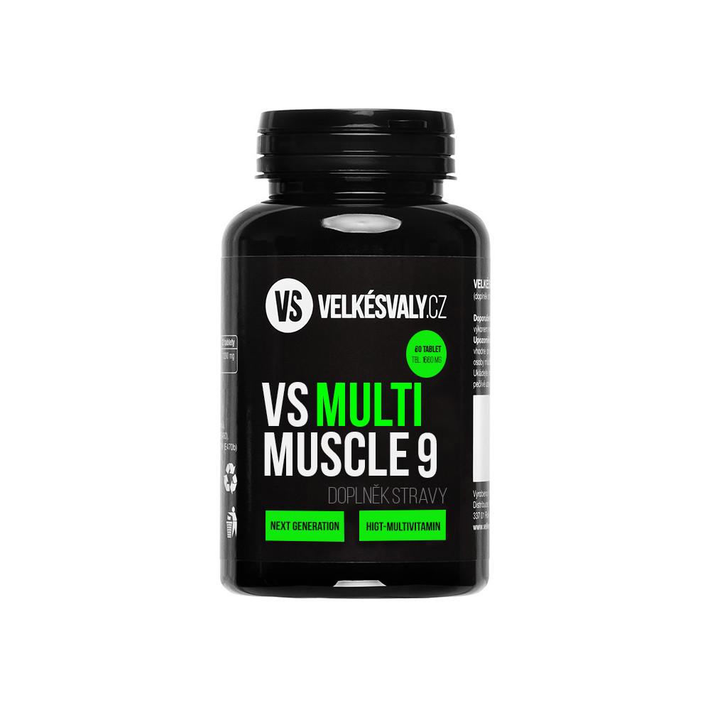 VS Multi Muscle 9