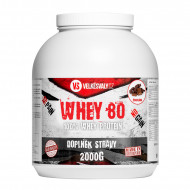 Whey protein - WPC - 2000g