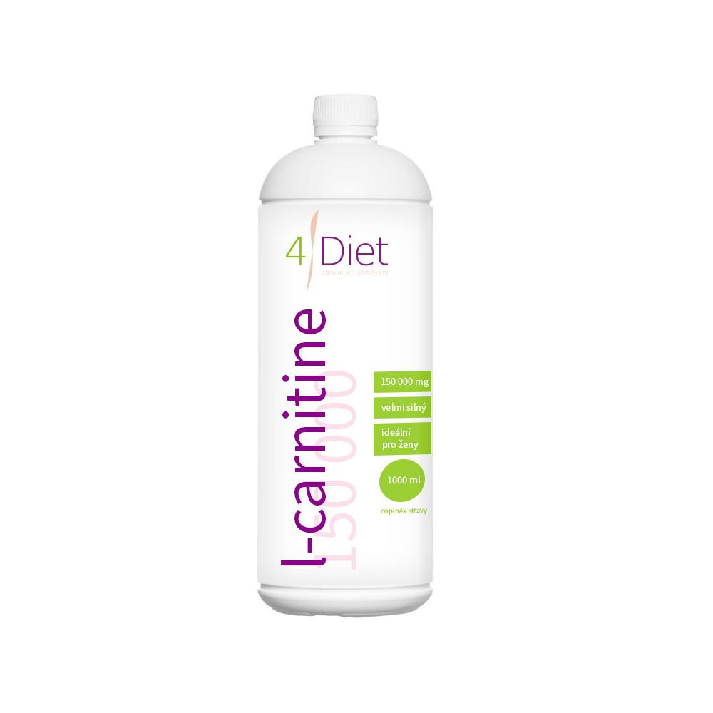 4Diet - L-Carnitine 1L
