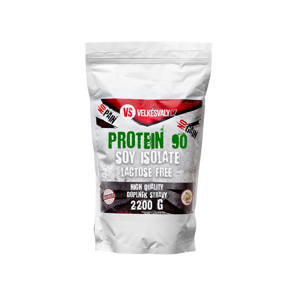 VelkéSvaly.cz - ISO 90 Vegetarian protein 2200g