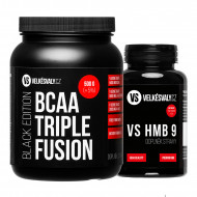 1+1 BCAA Triple Fusion + HMB