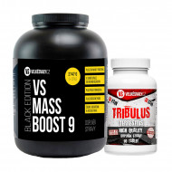 VS MASS BOOST 9 - 2747 g + Tribulus
