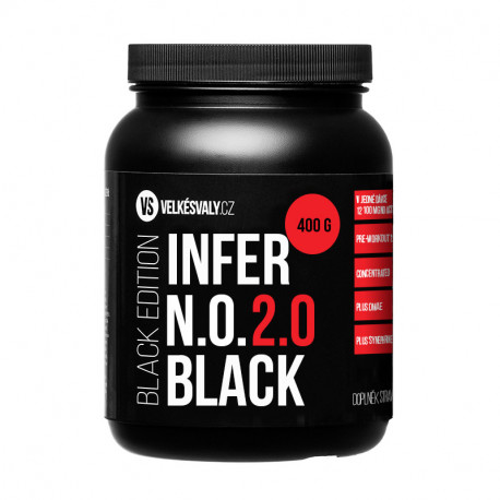 Nakopávač Infer/N.O. BLACK 2.0