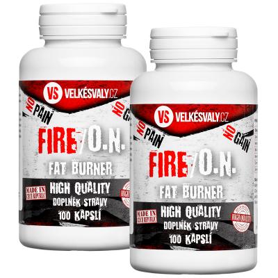 AKCE 2x Fire/O.N.