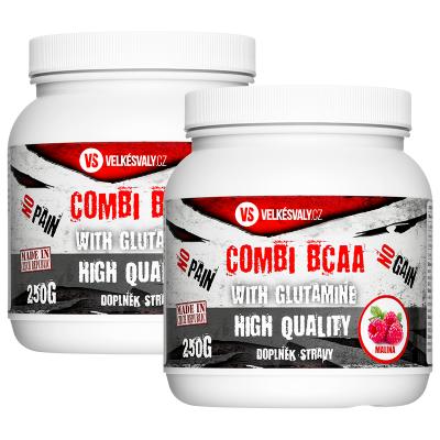 1+1 SLEVA Combi BCAA + glutamine