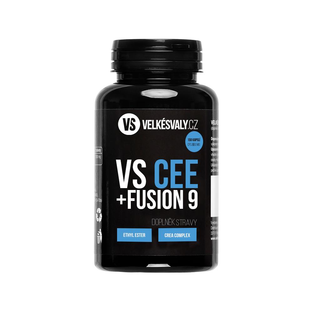 VS CEE +FUSION 9