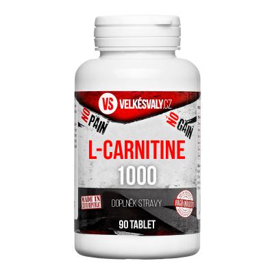 Spalovač tuku L-Carnitine - 90 000