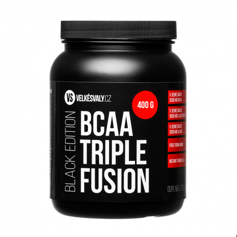 VelkéSvaly.cz – BCAA Triple Fusion