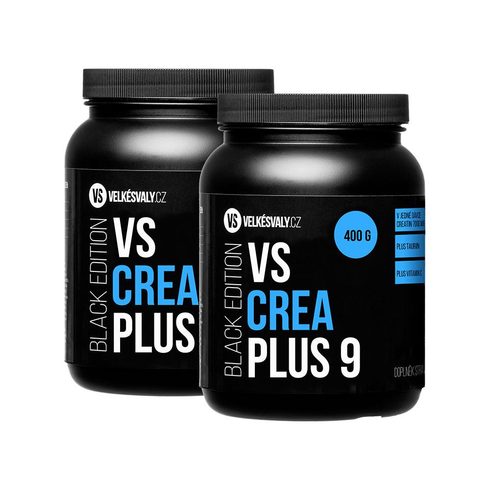 1+1 ZDARMA VS CREA PLUS 9