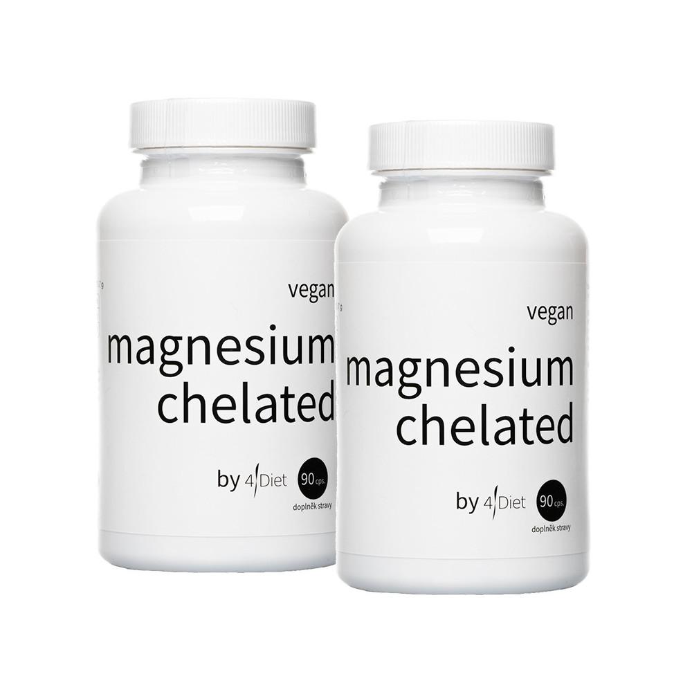 1+1 SLEVA magnesium chelate