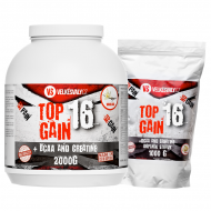 1+1 ZDARMA Gainer Top Gain 16 - 2000g + 1000g