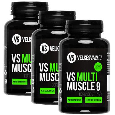 1+2 ZDARMA VS Multi Muscle 9