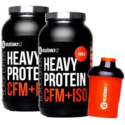 2x HEAVY PROTEIN CFM+ISO