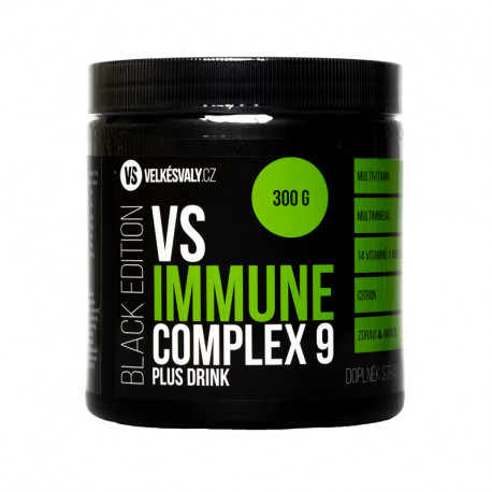 VS IMMUNE COMPLEX 9