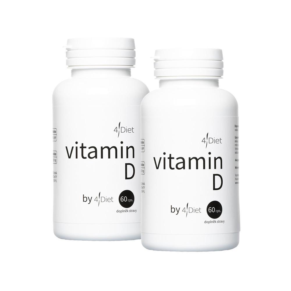 1+1 SLEVA vitamin D